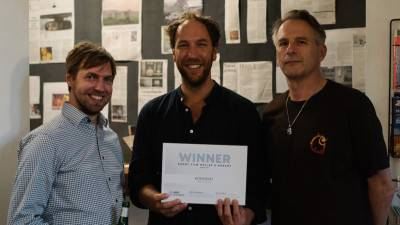 Dit zijn de winnaars van het Imagine Film Festival