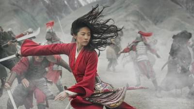 Aantal downloads Disney+-app sinds release 'Mulan' bijna 70% gestegen