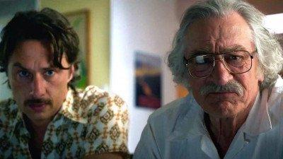 Robert De Niro, Morgan Freeman en Zach Braff in eerste trailer 'The Comeback Trail'