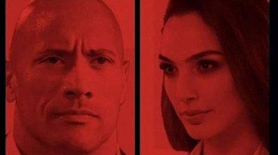 Opnames 'Red Notice' met Gal Gadot en Dwayne Johnson worden coronaproof hervat