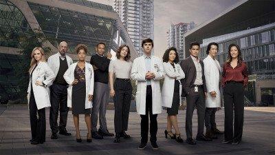 'The Good Doctor' vernieuwd voor seizoen 4