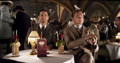 Recensie 'The Great Gatsby'