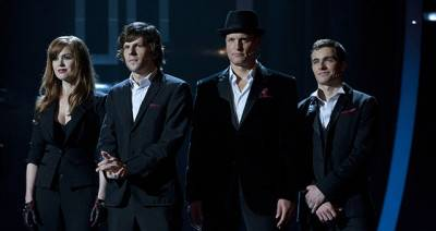 Recensie 'Now You See Me'