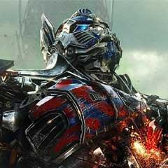 Winactie Transformers: Age of Extinction