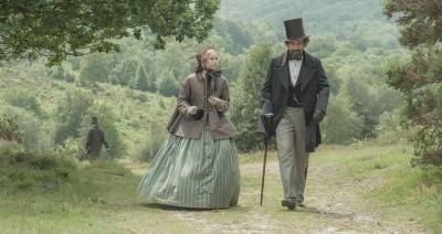 Recensie 'The Invisible Woman'