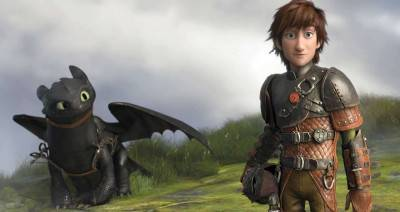 Recensie 'How to Train Your Dragon 2'