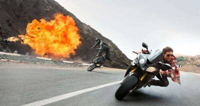 Recensie 'Mission: Impossible - Rogue Nation'