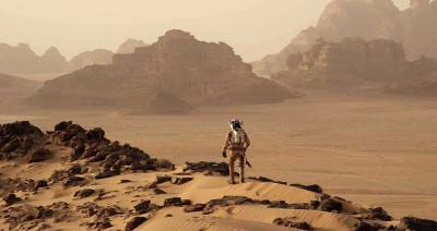Recensie 'The Martian'
