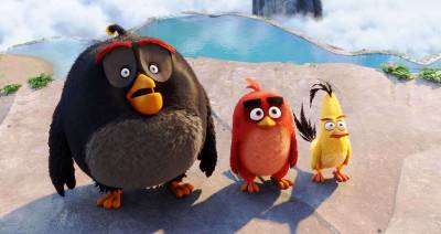 Recensie 'The Angry Birds Movie'