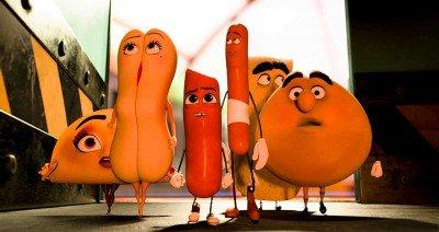Recensie 'Sausage Party'