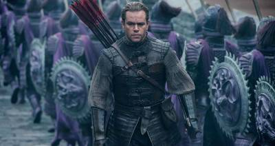 Recensie 'The Great Wall'
