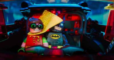Recensie 'The LEGO Batman Movie'