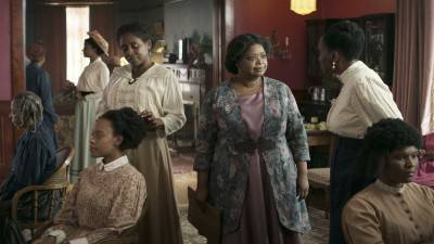 Trailer 'Self Made': Oscarwinnaar Octavia Spencer is miljonair C.J. Walker