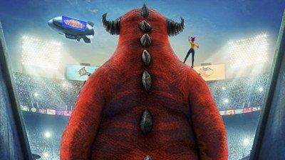 Eerste trailer animatiefilm 'Rumble' uitgebracht