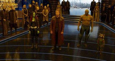 Recensie 'Guardians of the Galaxy Vol. 2'
