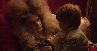 Recensie 'La mort de Louis XIV'