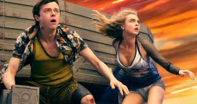 Recensie 'Valerian and the City of a Thousand Planets'