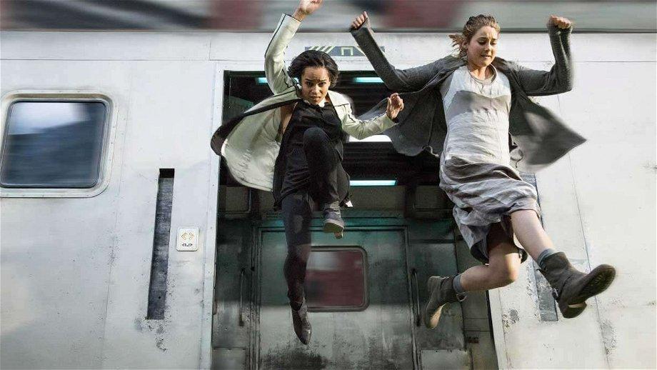 Recensie 'Divergent'