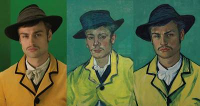 Recensie 'Loving Vincent'