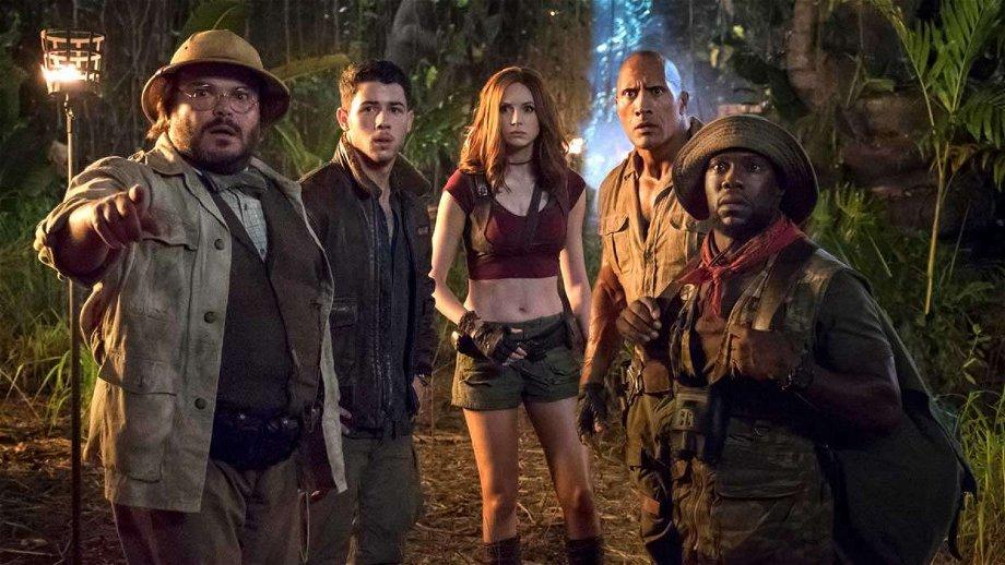 Recensie 'Jumanji: Welcome to the Jungle'