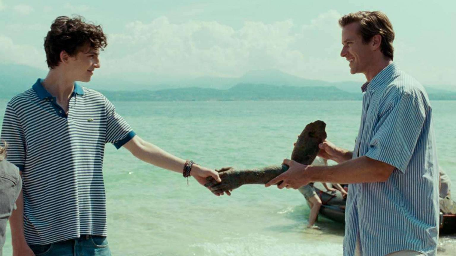 Recensie 'Call Me by Your Name'