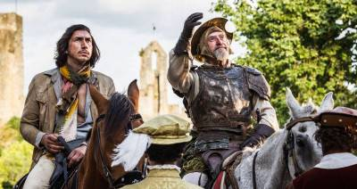 Recensie 'The Man Who Killed Don Quixote'