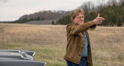Recensie 'The Old Man and the Gun'