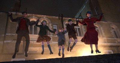 Recensie 'Mary Poppins Returns'
