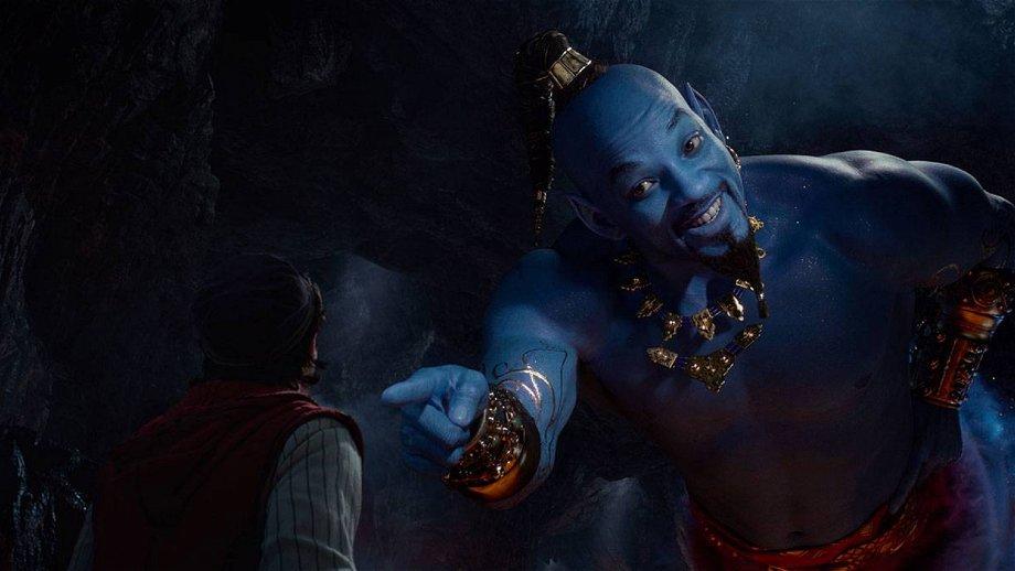 Recensie 'Aladdin'