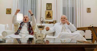 Recensie 'The Two Popes'