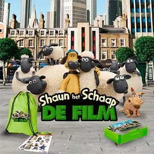 Winactie Shaun het Schaap: De Film