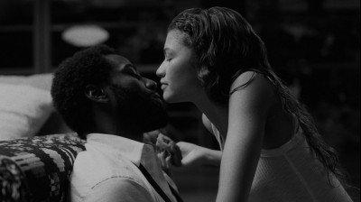 Zendaya en John David Washington komen naar Netflix met 'Malcolm & Marie'