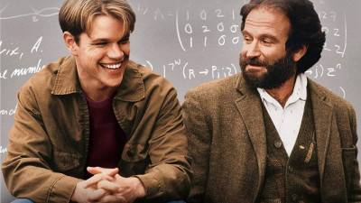 Vanavond op tv: Oscarwinnende film 'Good Will Hunting' met Robin Williams
