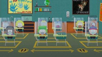Het coronavirus bereikt 'South Park' in extra lange aflevering 'The Pandemic Special'