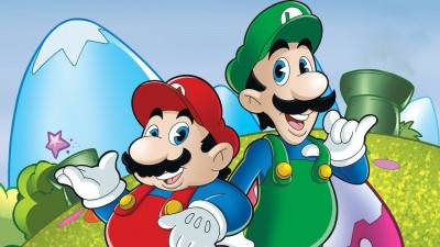 Nintendo geeft een update over de geanimeerde 'Super Mario'-film