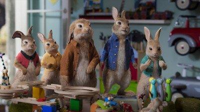 Ook 'Peter Rabbit 2: The Runaway' uitgesteld vanwege coronavirus