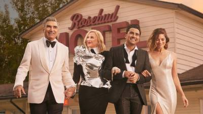 'Succession' en 'Schitt's Creek' de grote winnaars van de Emmy Awards 2020