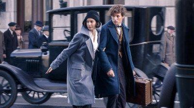 Opnames 'Fantastic Beasts 3' hervat in Londen