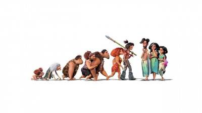 Eerste trailer van animatiefilm 'The Croods 2: A New Age' nu te zien