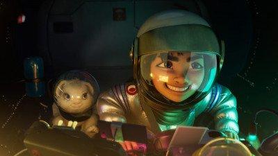 Netflix toont een muzikaal spektakel in de nieuwe trailer van 'Over the Moon'
