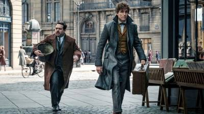 'Fantastic Beasts: The Crimes of Grindelwald' nu te zien op Netflix