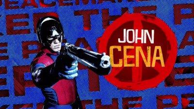 John Cena als Peacemaker in 'The Suicide Squad' krijgt zijn eigen spin-off