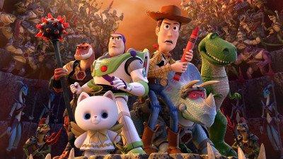 Disney aangeklaagd wegens plagiaat in 'Toy Story 4'