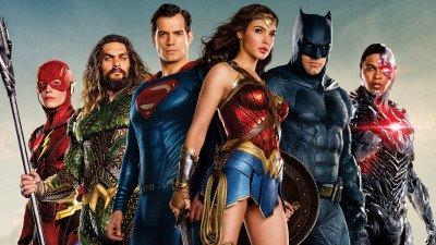 'Justice League'-cast keert terug naar de set voor heropnames