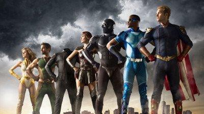 Amazon-serie 'The Boys' krijgt een spin-off