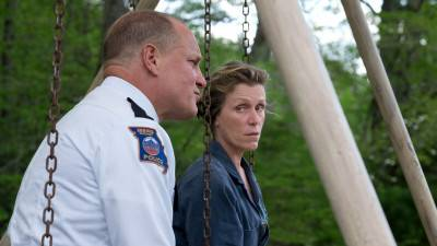Vanavond op tv: Oscarwinnende film 'Three Billboards Outside Ebbing, Missouri'