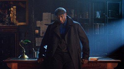 Teaser van Netflix-serie 'Arsène Lupin' toont Omar Sy als dief