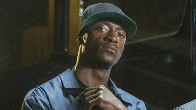Aldis Hodge speelt Hawkman in DC-film 'Black Adam'