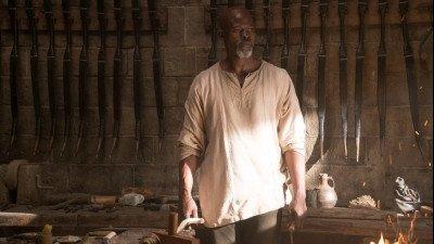 Djimon Hounsou speelt de hoofdrol in 'African History Y', het vervolg op 'American History X'