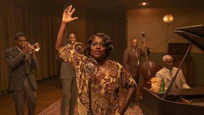 Eerste beelden van 'Ma Rainey's Black Bottom' met Chadwick Boseman nu te zien